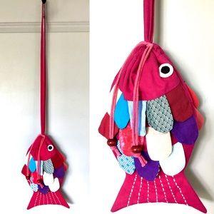 Handbags - 🍁 {3 for $25} Cute Koi Fish Purse